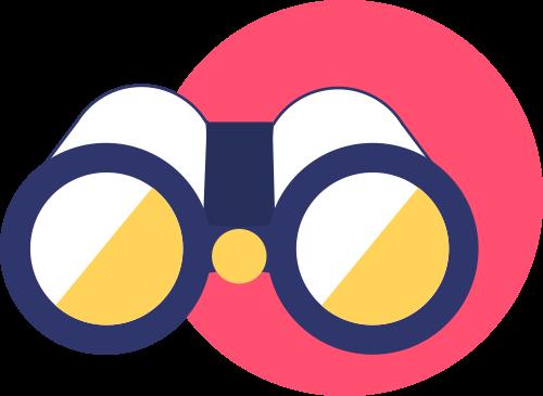 icone binocle wre